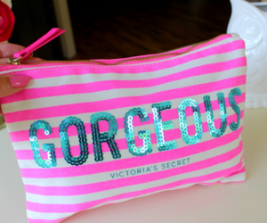 gorgeous, bag, and pink image