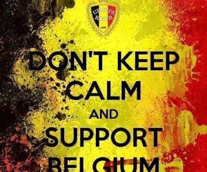 belgium and red devils image