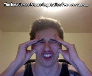 funny, hilarious, and james franco image