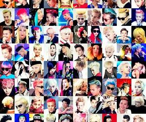 bigbang, g-dragon, and gd image