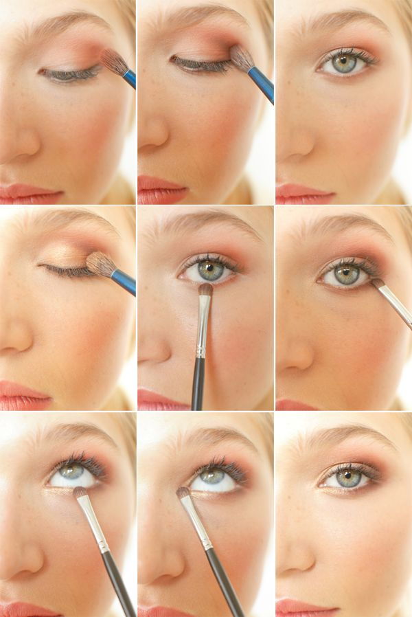 How To Put Makeup Under Your Eyes Images Eye Ideas For Blue