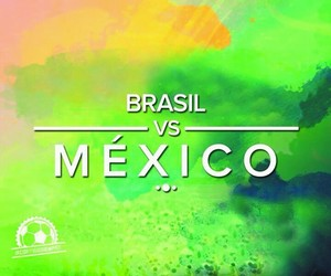 brazil, mexico, and fifa world cup image
