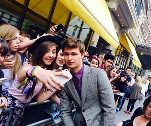 ansel, tfios, and elgort image