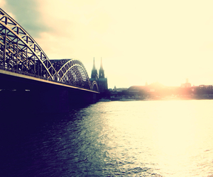 cologne city sun and my photography own image
