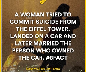 facts, eiffel tower, and 8fact image