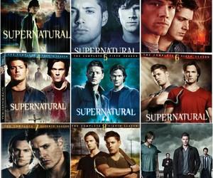 dean, Jensen Ackles, and season image