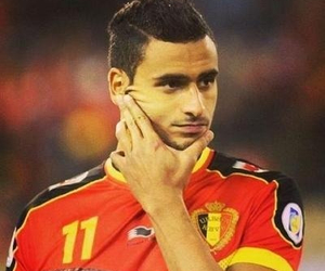 belgium, Hot, and chadli image