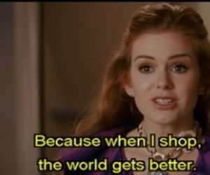 shopping, quotes, and shop image