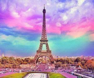 paris and colors image