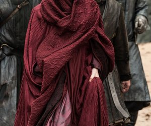 carice van houten, melisandre, and dragon stone image