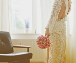 bohemian, bohemian wedding, and wedding image