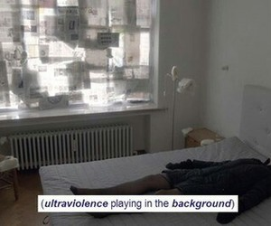 ultraviolence, lana del rey, and pale image