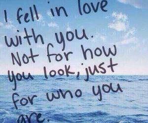love, quotes, and sea image