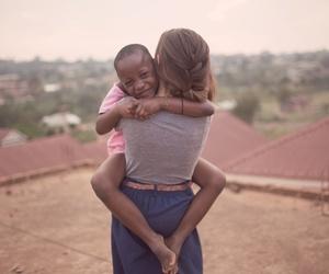feel, happiness, and hug image