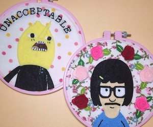 crafts, adventure time, and bobs burgers image