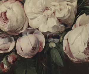 flowers, art, and louis-leopold boilly image