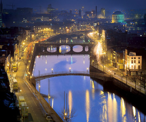 dublin, ireland, and city image