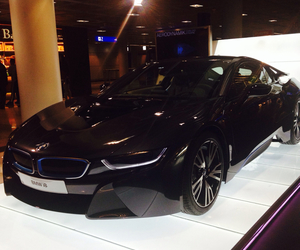 cars, newest, and bmv i8 image