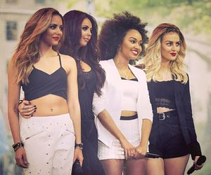 jade, make up, and perrie edwards image