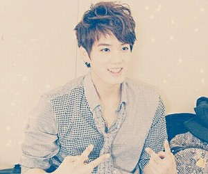 my edit, peniel, and btob image