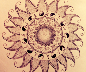 design, draw, and mandala image