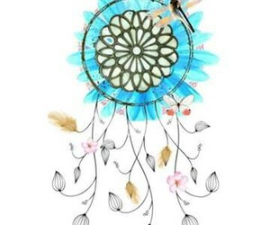 dragonfly, dreamcatcher, and cute image