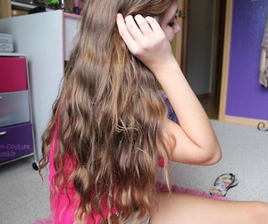 hair, tumblr, and quality image