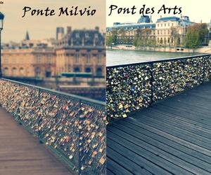 francia, italia, and pont des arts image