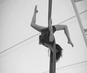 aerial, dance, and fly image