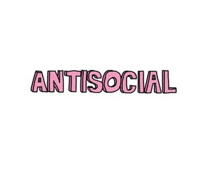 antisocial, cartoon, and draw image