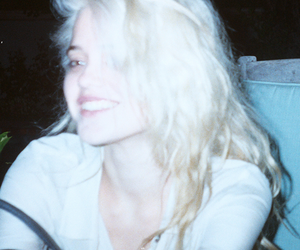 sky ferreira, grunge, and pale image