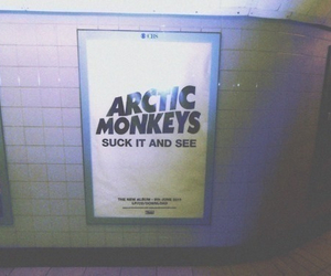 arctic monkeys, indie, and grunge image
