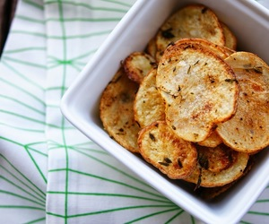 potato and potato chips image