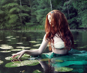 fantasy, photography, and water image