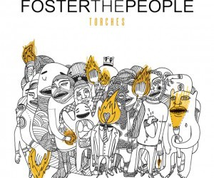 foster the people, torches, and music image