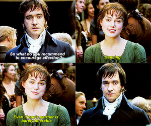 dance, darcy, and part image