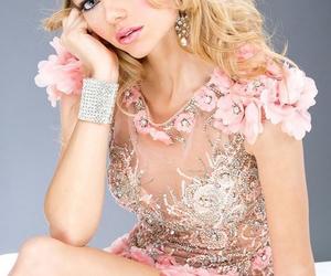 beautiful, vestido, and beauty image