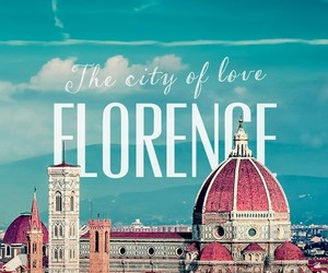 florence, city, and italy image