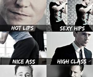 tom hiddleston, smile, and style image