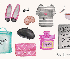 girly, oui, and vogue image