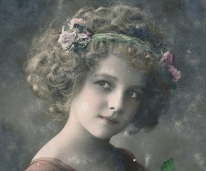 girl and victorian image
