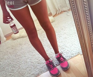 legs, fitness, and fit image