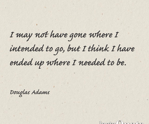 douglas adams, quotes, and life image