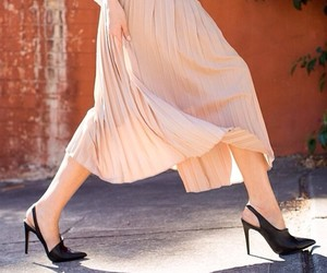 fashion, photography, and pleated image