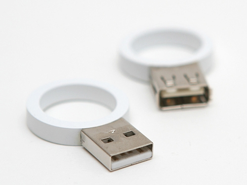 usb and ring image