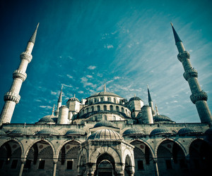 architecture, istanbul, and city image