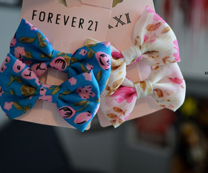bow, cute, and forever 21 image