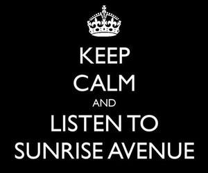 sunrise avenue image