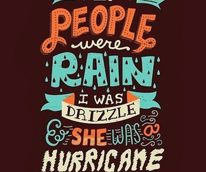 drizzle, hurricane, and john green image