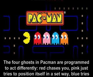facts, fact, and pac-man image